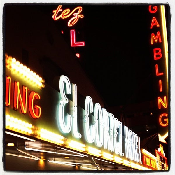 Photo taken at El Cortez Hotel & Casino by Jay A. on 8/22/2012