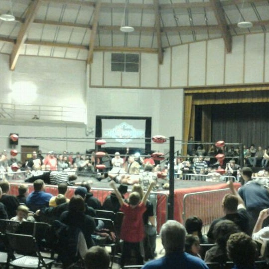 Photo taken at Waukesha County Expo Center by Mike C. on 4/14/2012