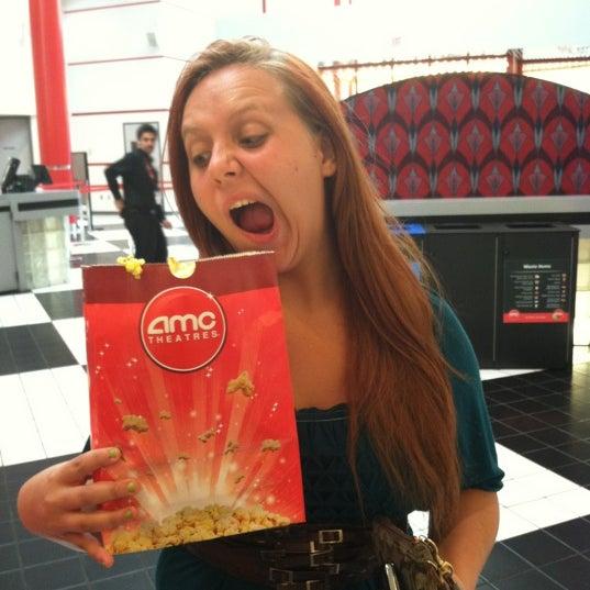 Photo taken at AMC Loews Brick Plaza 10 by Tony on 8/25/2012