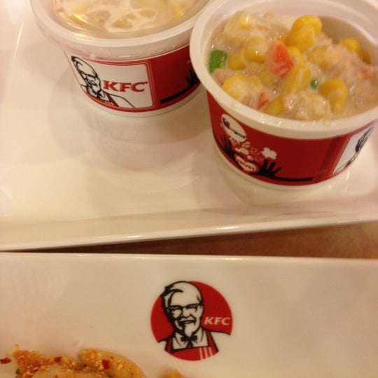 Photo taken at KFC (เคเอฟซี) by pat J. on 5/11/2012
