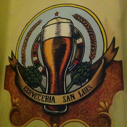 Photo taken at Cervecería San Luis by Mauricio R. on 4/22/2012