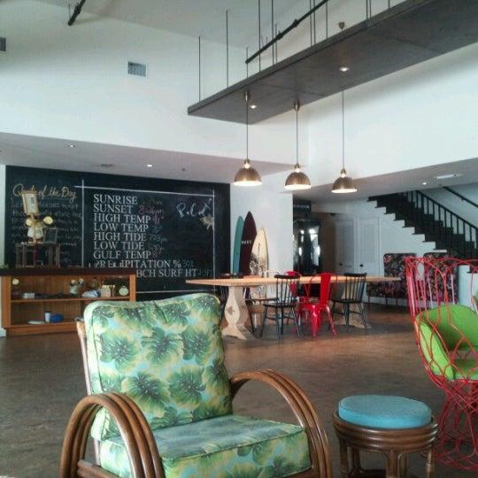 Photo taken at Postcard Inn by Jennifer J. on 6/10/2012
