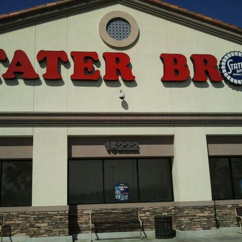 Photo taken at Stater Bros. by Market-Solution D. on 4/8/2012