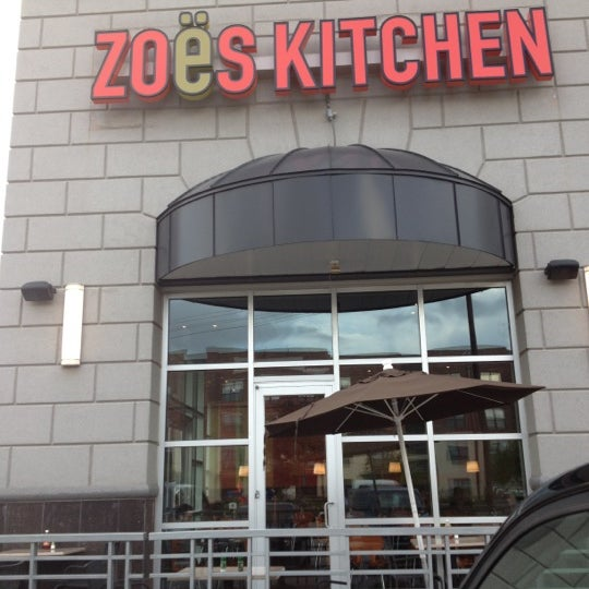Zo 235 S Kitchen Mediterranean Restaurant In Washington