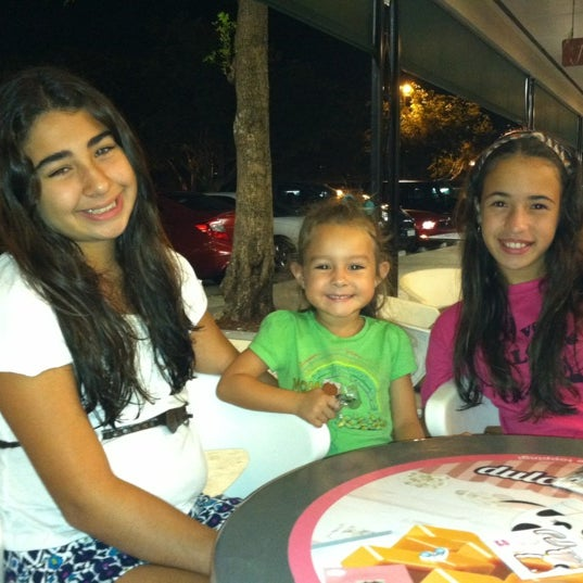 Photo taken at Menchies by Amanda L. on 9/10/2012