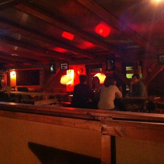 Photo taken at Bobek Cafe by Szabolcs V. on 6/11/2012
