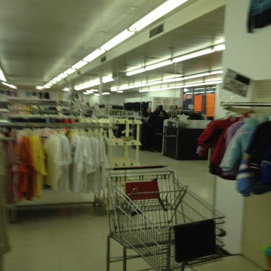 Photo taken at Value Village by April B. on 2/9/2012