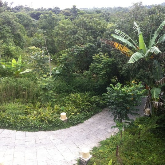 Photo taken at Club Mahindra, Coorg by Disha B. on 6/26/2012