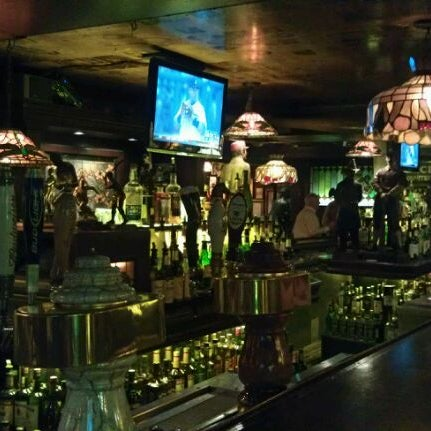 Photo taken at The Irish Pub by AboutNewJerseyCom on 3/14/2012