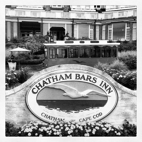 Photo taken at Chatham Bars Inn by Nicholas Adam O. on 7/20/2012