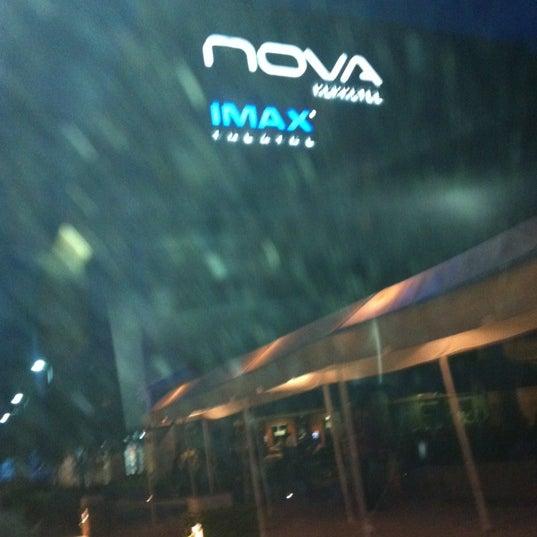 Photo taken at Nova Cinemas by Lesmes R. on 7/11/2012