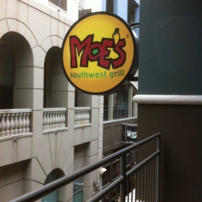 Photo taken at Moe's Southwest Grill by john s. on 8/9/2012