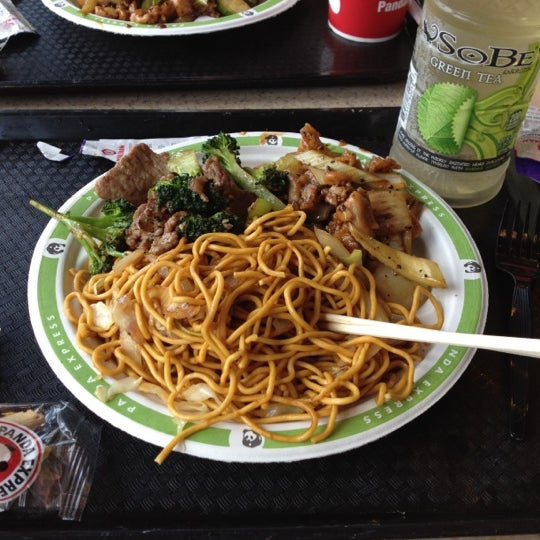 Photo taken at Panda Express by Scott M. on 6/19/2012