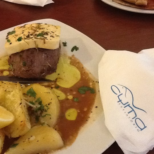 Photo taken at Cyma by Kenneth L. on 3/27/2012
