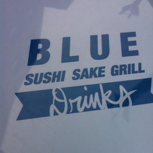 Photo taken at Blue Sushi Sake Grill by Jeff S. on 5/12/2012