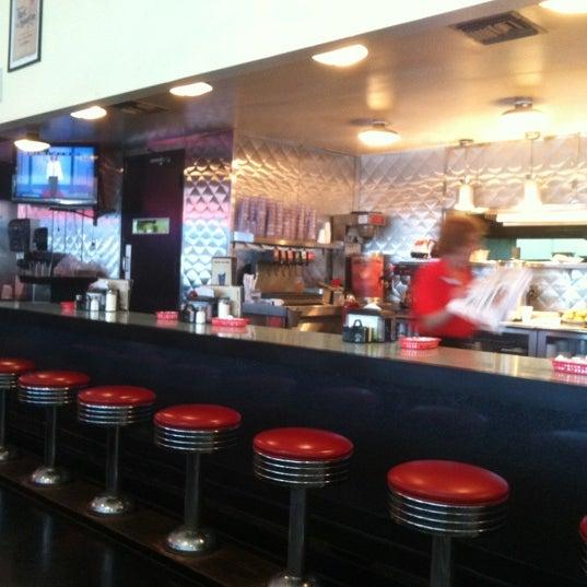 Photo taken at 59 Diner by Tim on 6/25/2012