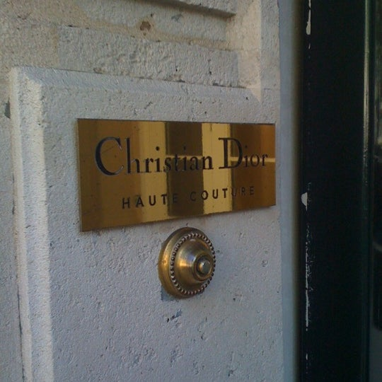 Photo taken at Christian Dior by ViaComIT on 3/27/2012