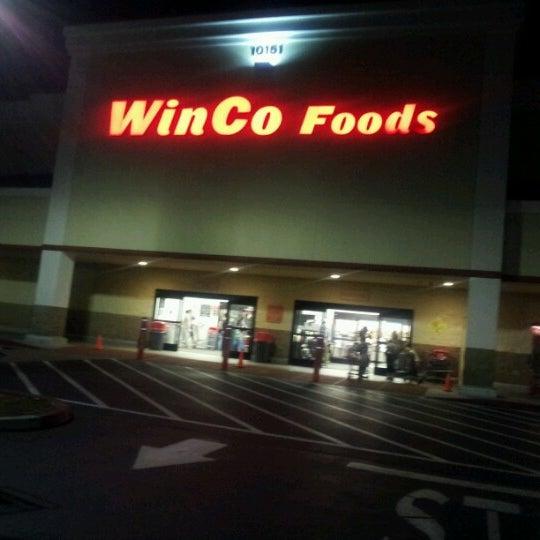 Winco Organic Foods