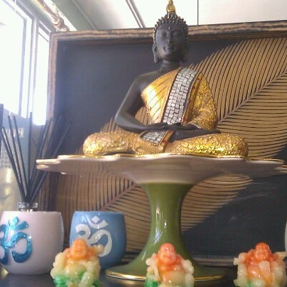 Photo taken at Bagua Center by Janet F. on 6/30/2012