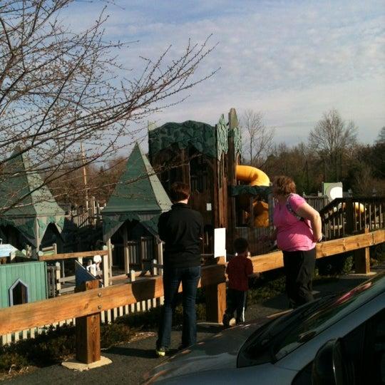 Photo taken at Annie's Playground by Audrey T. on 3/16/2012