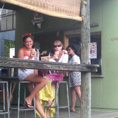 Photo taken at Jo's Coffee by BrandyJo M. on 7/9/2012