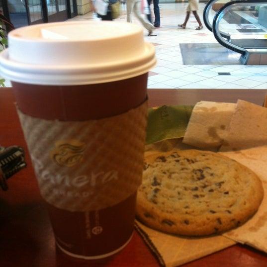 Photo taken at Panera Bread by Rachel H. on 8/29/2012