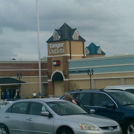 Photo taken at Tanger Outlet Mebane by Michael M. on 3/24/2012