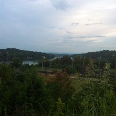 Photo taken at Lakeshore Park by Jerika on 8/30/2012