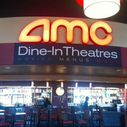 Amc Dine In Theatres Esplanade 14 Multiplex In Camelback