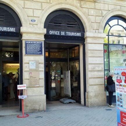 Office de tourisme de bordeaux tourist information center - Office tourisme de bordeaux ...
