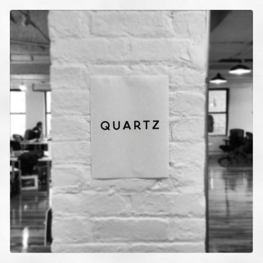 Photo taken at Quartz by Zach S. on 5/8/2012