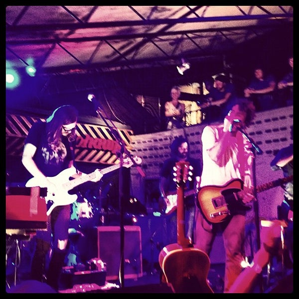 Photo taken at The Mohawk by abbey l. on 5/30/2012
