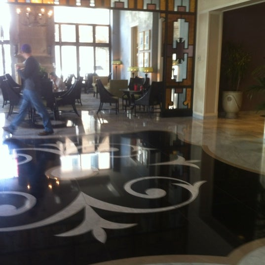 Photo taken at Loews New Orleans Hotel by Ilara R. on 2/29/2012