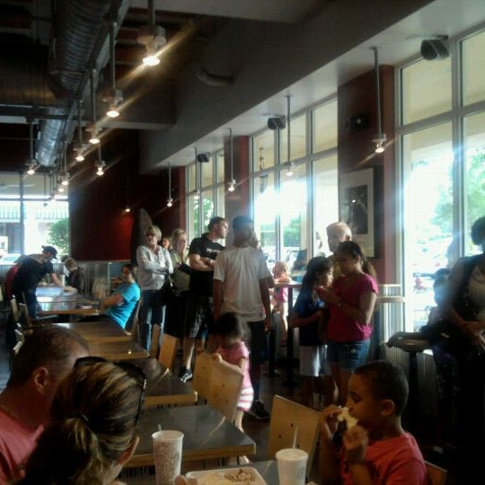 Photo taken at Chipotle Mexican Grill by Kristen F. on 5/4/2012
