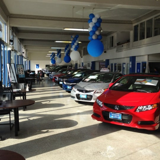 Honda of downtown los angeles south park 6 tips for Honda of downtown