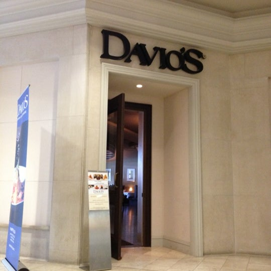 Photo taken at Davio's by Encore Atlanta M. on 5/23/2012