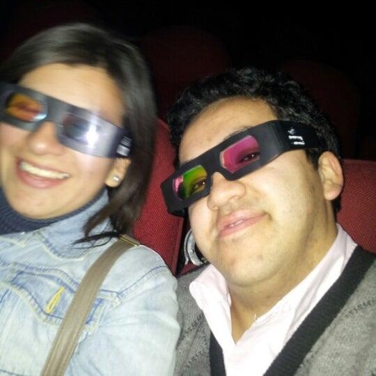 Photo taken at Cine Hoyts by Leo M. on 7/27/2012