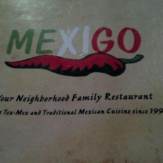Photo taken at Mexi-Go Bar & Grill by Richard H. on 5/6/2012