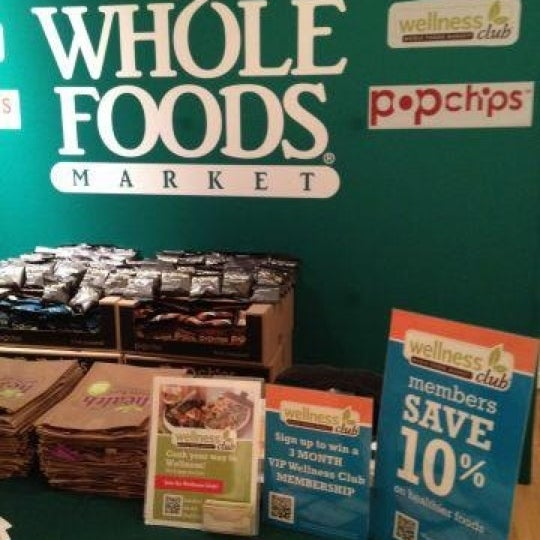 Photo taken at Whole Foods Market by Strictly business people think R. on 5/26/2012