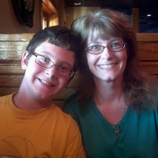 Photo taken at Outback Steakhouse by Chris M. on 6/9/2012
