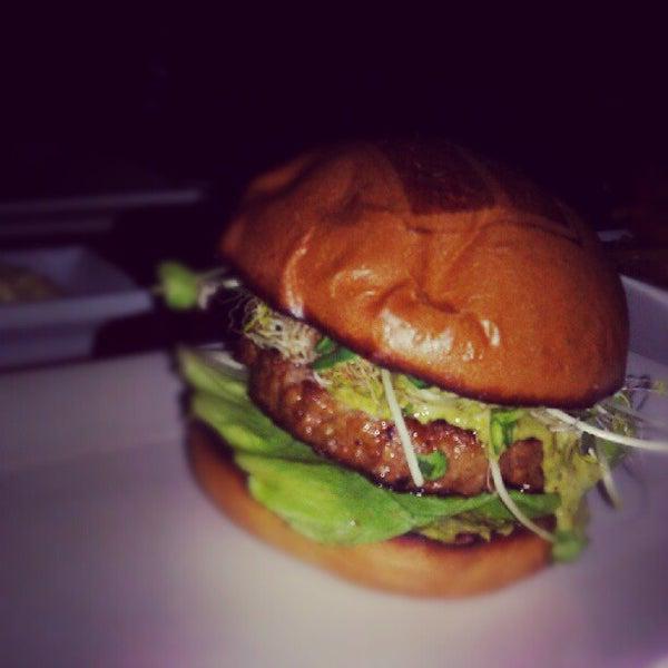 Photo taken at Umami Burger by Pam L. on 8/7/2012