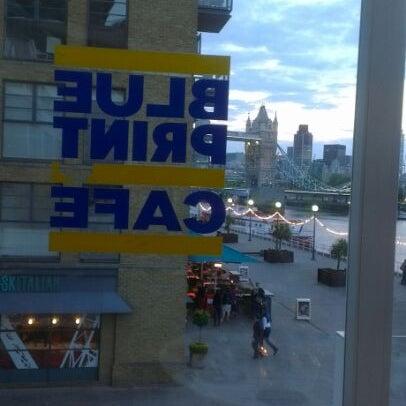 Photo taken at Blueprint Café by Stacy-Ann S. on 6/20/2012