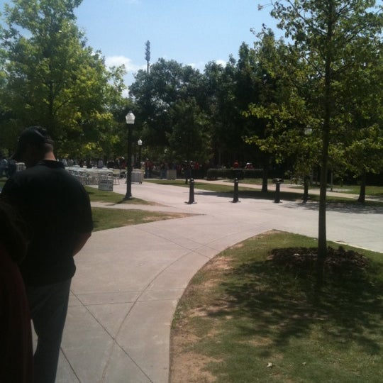 Photo taken at OU Armory   Army ROTC and Naval ROTC by Dee Anne H. on 4/27/2012