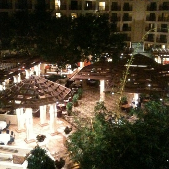 Photo taken at Hyatt Regency San Francisco Airport by Maria A. on 7/12/2012