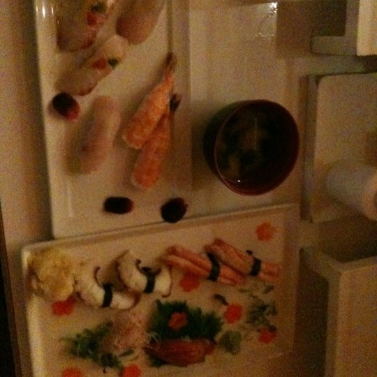 Photo taken at Katsuya Brentwood by Claire Sangmi Y. on 6/23/2012