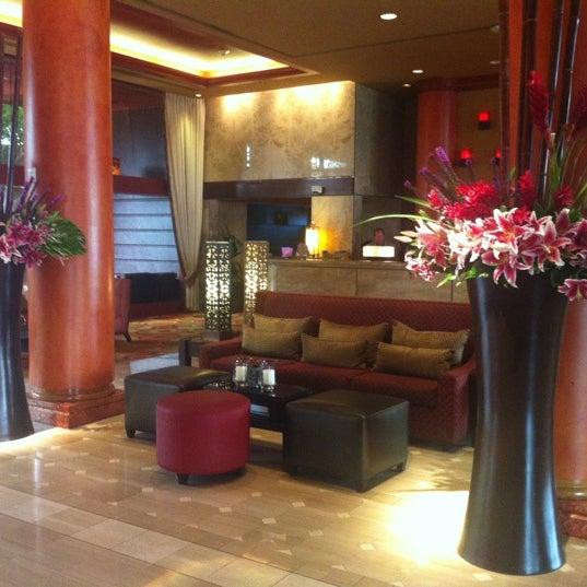 Photo taken at Marriott Marina Del Rey by Amanda R. on 9/5/2012