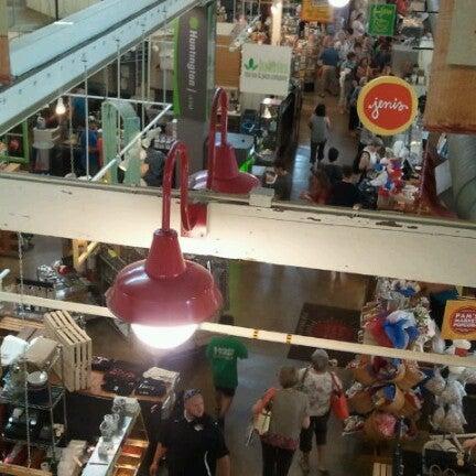Photo taken at North Market by Brooklynn H. on 6/15/2012
