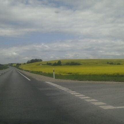 Photo taken at Jaunmoku pils by Valdis V. on 5/26/2012