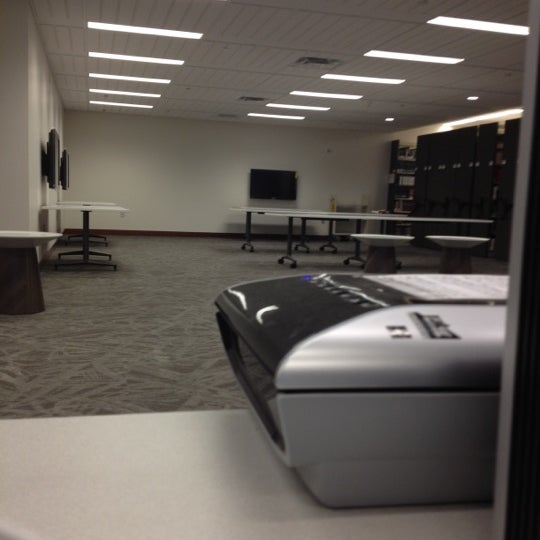 Study Rooms Foster Library