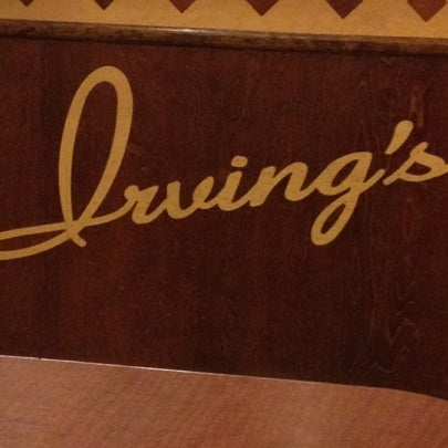 Photo taken at Irving's Delicatessen by Lauren S. on 8/10/2012